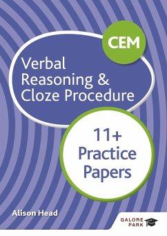 CEM 11+ Verbal Reasoning & Cloze Procedure Practice Papers (eBook, ePUB)