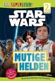 SUPERLESER! Star Wars(TM) Mutige Helden / Superleser 2. Lesestufe Bd.15 (Mängelexemplar)