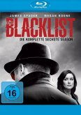 The Blacklist - Die komplette sechste Season BLU-RAY Box