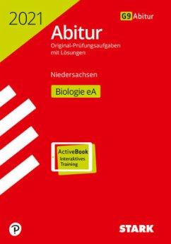 STARK Abiturprüfung Niedersachsen 2021 - Biologie EA