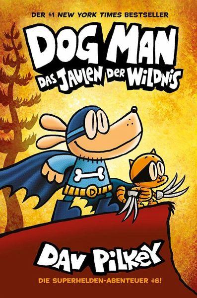 Buch-Reihe Dog Man
