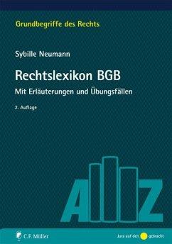 Rechtslexikon BGB - Neumann, Sybille