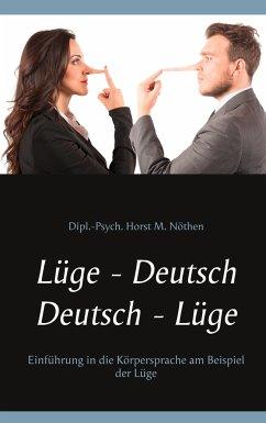 Lüge - Deutsch Deutsch - Lüge