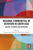 Regional Communities of Devotion in South Asia (eBook, PDF)