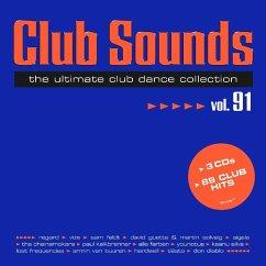 Club Sounds,Vol.91 - Diverse
