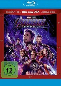 Avengers - Endgame Blu-ray 3D + 2D
