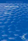 Culture and Economy (eBook, ePUB)