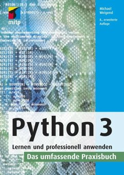 Python 3 (eBook, PDF) - Weigend, Michael