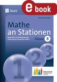 Mathe an Stationen 8 Inklusion (eBook, PDF)