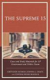 The Supreme 15 (eBook, ePUB)