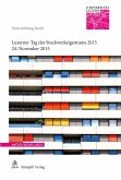 Luzerner Tag des Stockwerkeigentums 2015 (eBook, PDF)