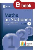 Mathe an Stationen 7 Inklusion (eBook, PDF)