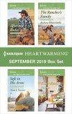 Harlequin Heartwarming September 2019 Box Set (eBook, ePUB)