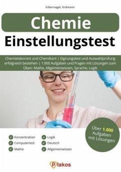 Chemie Einstellungstest - Silbernagel, Philipp; Erdmann, Waldemar