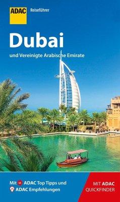 ADAC Reiseführer Dubai und Vereinigte Arabische Emirate - Neuschäffer, Henning;Schnurrer, Elisabeth