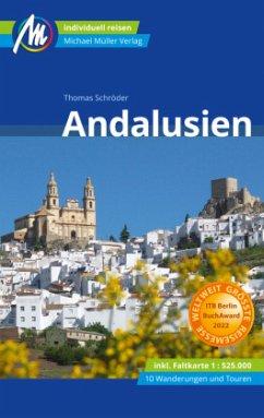 Andalusien Reiseführer Michael Müller Verlag - Schröder, Thomas