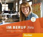 Im Beruf NEU B2+/C1 - Hörtexte zum Kursbuch