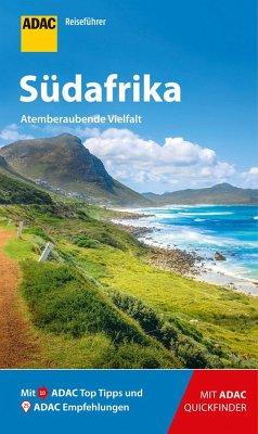 ADAC Reiseführer Südafrika - Lemcke, Jutta