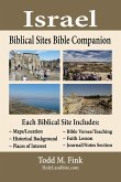 Israel Biblical Sites Bible Companion