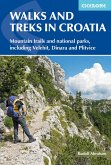 Walks and Treks in Croatia (eBook, ePUB)