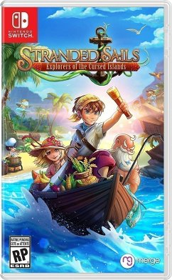 Stranded Sails (Nintendo Switch)