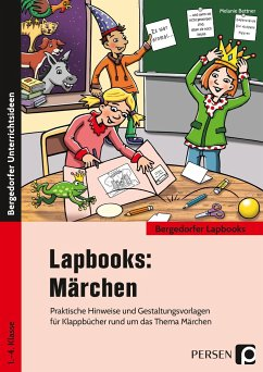 Lapbooks: Märchen - Bettner, Melanie