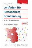Leitfaden für Personalräte Brandenburg (eBook, PDF)