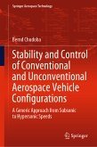Stability and Control of Conventional and Unconventional Aerospace Vehicle Configurations (eBook, PDF)