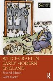 Witchcraft in Early Modern England (eBook, ePUB)