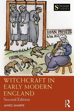 Witchcraft in Early Modern England (eBook, ePUB) - Sharpe, James