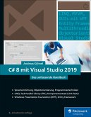 C# 8 mit Visual Studio 2019 (eBook, ePUB)