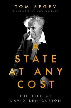 A State at Any Cost (eBook, ePUB) - Segev, Tom
