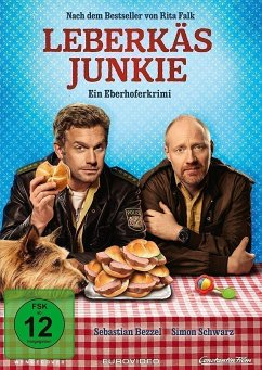 Leberkäsjunkie (DVD) - Leberkaesjunkie/Dvd