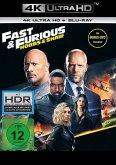 Fast & Furious: Hobbs & Shaw 4K Ultra HD Blu-ray + Blu-ray