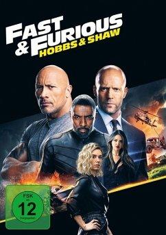 Fast & Furious: Hobbs & Shaw - Dwayne Johnson,Jason Statham,Idris Elba