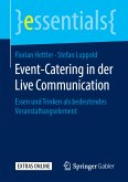 Event-Catering in der Live Communication (eBook, PDF)
