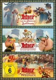 Asterix 3er - Box DVD-Box