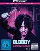 Oldboy-Limited SteelBook 4K Ultra HD