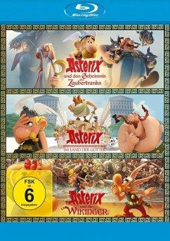 Asterix 3er - Box BLU-RAY Box