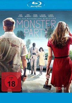 Monster Party (Blu-Ray)