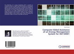 Computer-Aided Assistance of an Energy Management System for ISO 50001