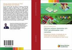 Células solares baseadas em TiO2 sensibilizadas com corantes - Carvalho de Lima, Mário José
