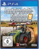 Landwirtschafts-Simulator 19: Platinum Edition (PlayStation 4)
