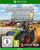 Landwirtschafts-Simulator 19: Platinum Edition (Xbox One)