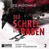 Der Schrei des Raben / Schwarzschwinge Bd.2 (Audio-CD)