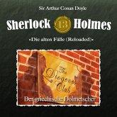 Sherlock Holmes, Die alten Fälle (Reloaded), Fall 13: Der griechische Dolmetscher (MP3-Download)