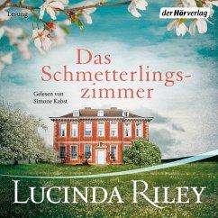 Das Schmetterlingszimmer (MP3-Download) - Riley, Lucinda