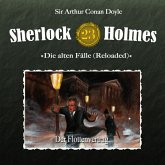 Sherlock Holmes, Die alten Fälle (Reloaded), Fall 23: Der Flottenvertrag (MP3-Download)
