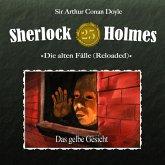 Sherlock Holmes, Die alten Fälle (Reloaded), Fall 25: Das gelbe Gesicht (MP3-Download)