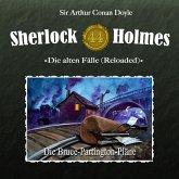 Sherlock Holmes, Die alten Fälle (Reloaded), Fall 44: Die Bruce-Partington-Pläne (MP3-Download)